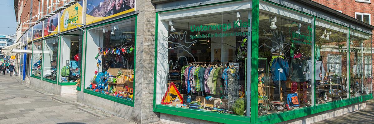 b8344745a8c745 Unterwegs - Ihr Outdoor Shop in Kiel  Bekleidung